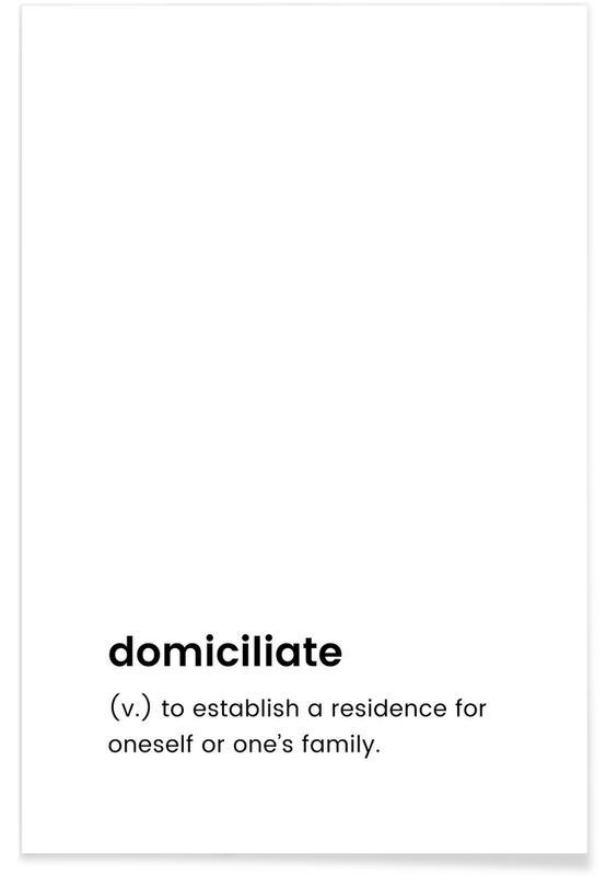 Domiciliate 2 Poster