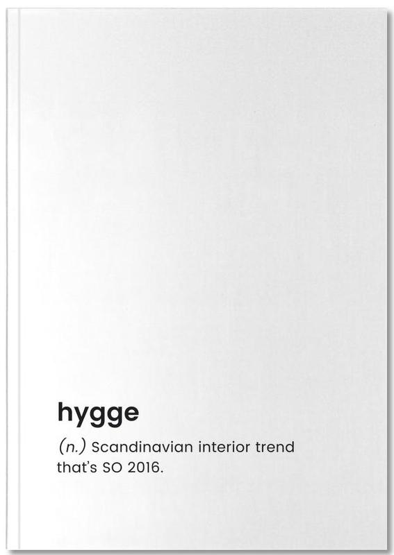 Hygge Notebook