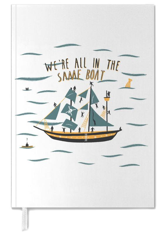 All in the Same Boat Personal Planner