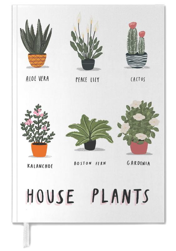 House Plants Personal Planner