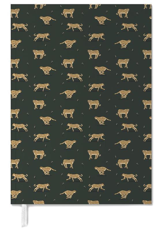 Leopard Pattern Personal Planner