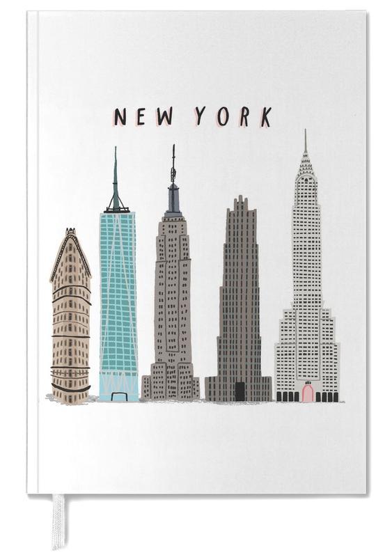 New York Buildings -Terminplaner