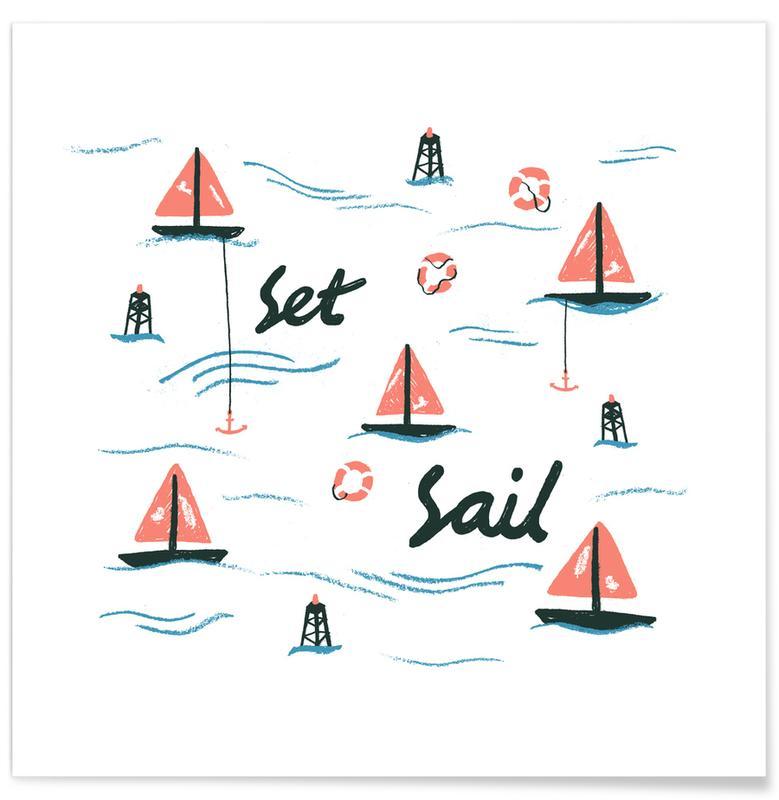 Boten, Set Sail poster