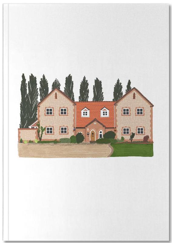 Crémaillères, House 1 Notebook