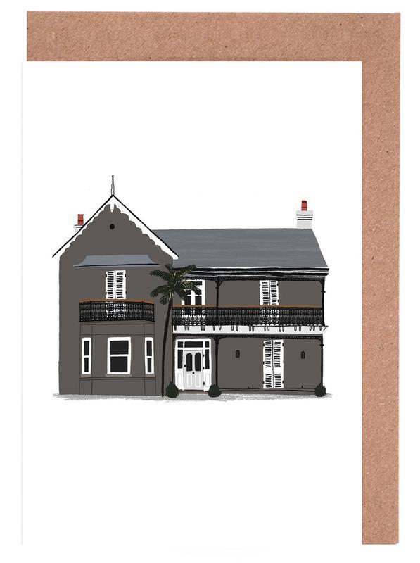 Crémaillères, House 3 cartes de vœux