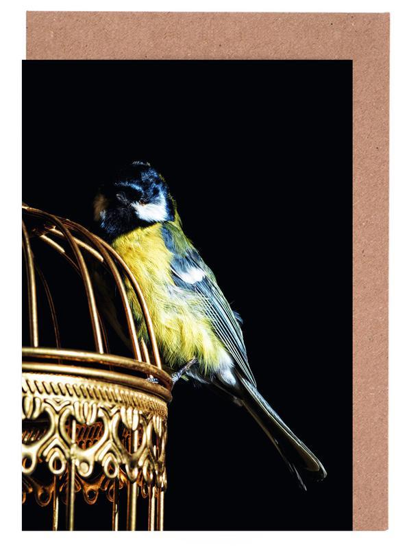 Birds Everywhere 9 -Grußkarten-Set