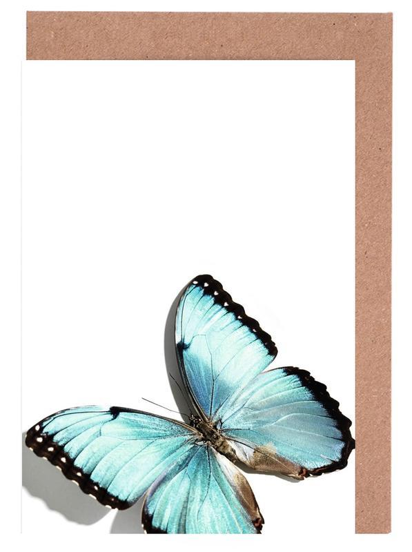 Butterflies 10 Greeting Card Set