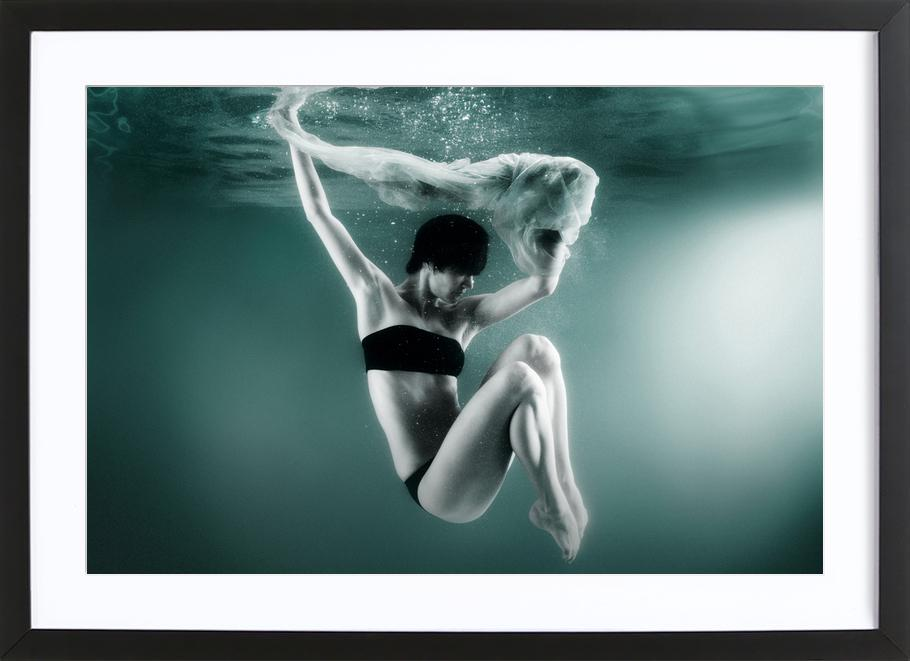 Dance, Dance, Dance 4 ingelijste print