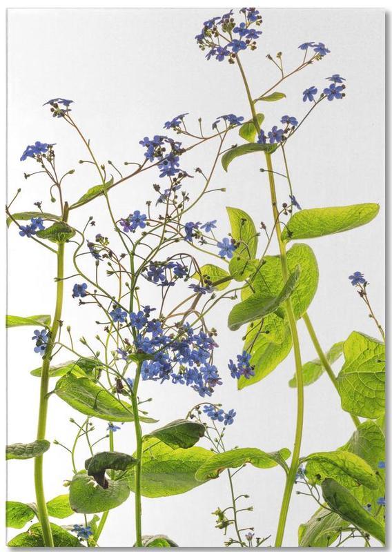Flora - Vergissmeinnicht Notepad