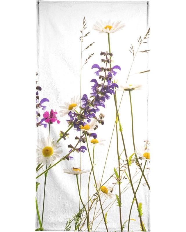 Flora - Margerite -Handtuch