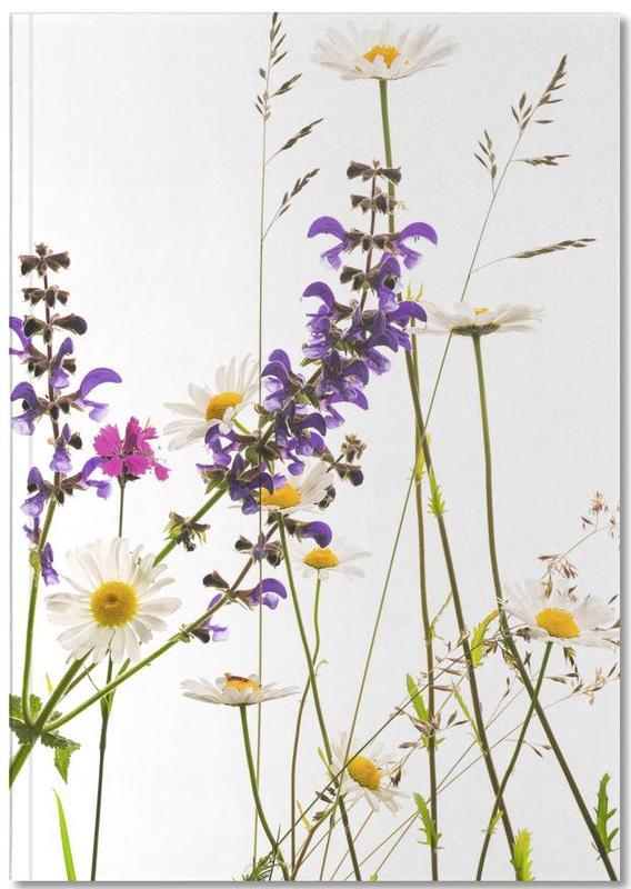 Flora - Margerite Notebook