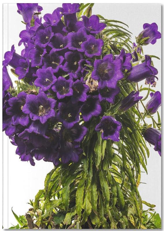 Flora - Glockenblume Notebook