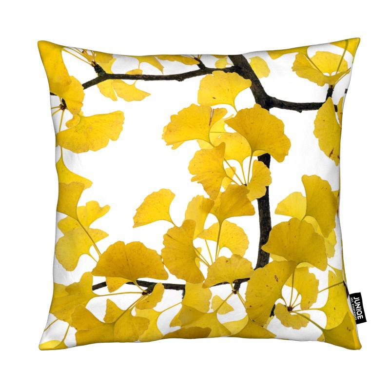 Flora - Ginko coussin