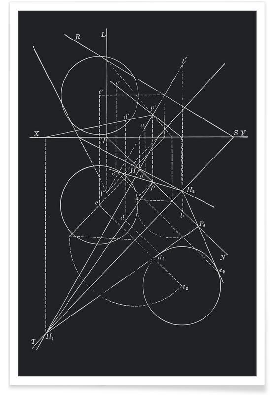 Compasses affiche