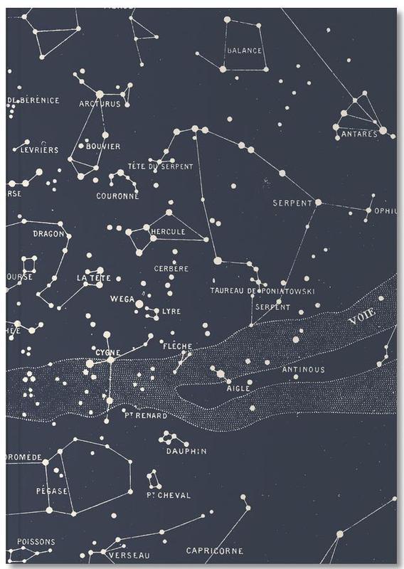 Carte du Ciel I Notebook