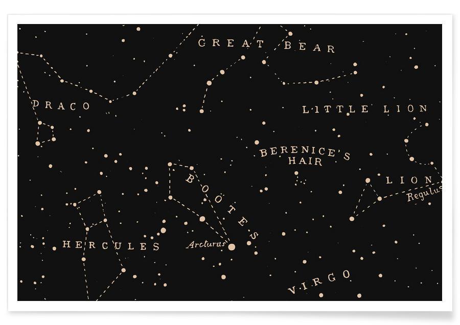 , Constellation I poster