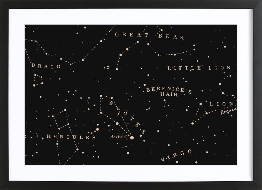 Constellation I Framed Print