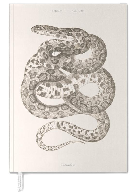 Reptiles - Plate XXII Personal Planner