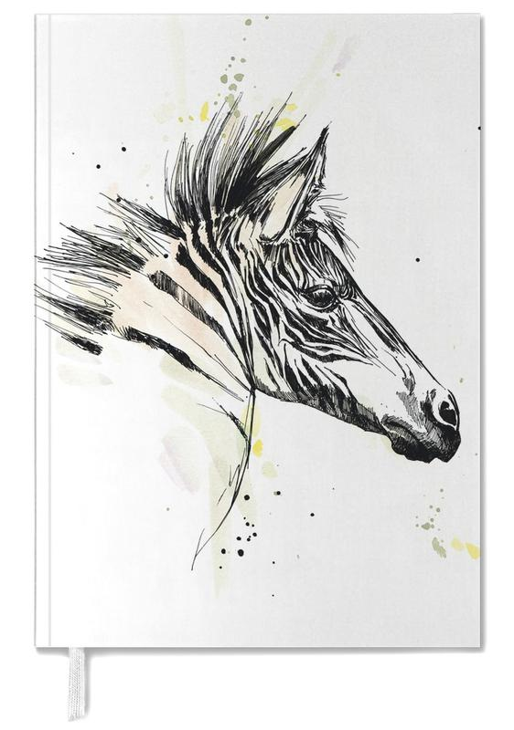 Zebras, Zaba Personal Planner
