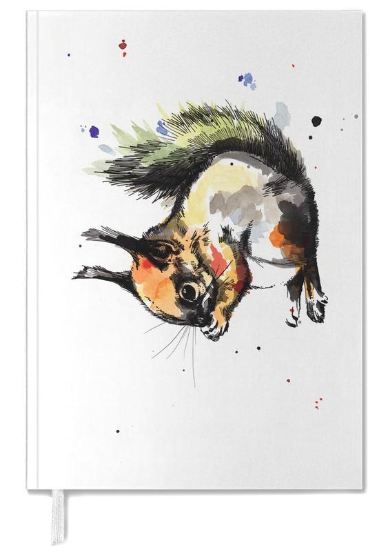 Art pour enfants, Ecureuils, Erin agenda