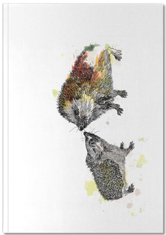 Kinderzimmer & Kunst für Kinder, Ignaz & Ilona Notebook