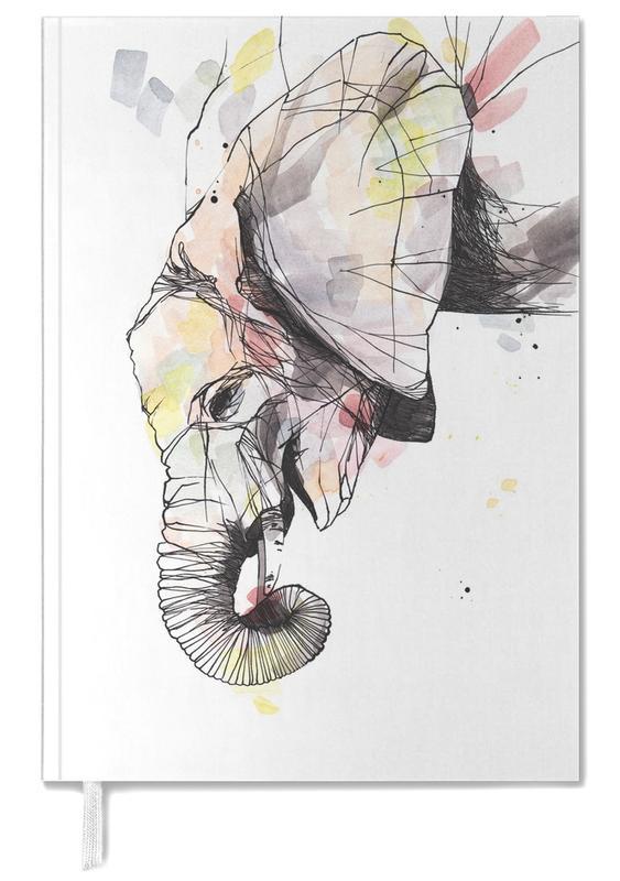 Éléphants, Art pour enfants, Eira agenda