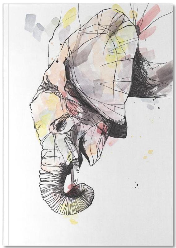 Olifanten, Kunst voor kinderen, Eira Notebook