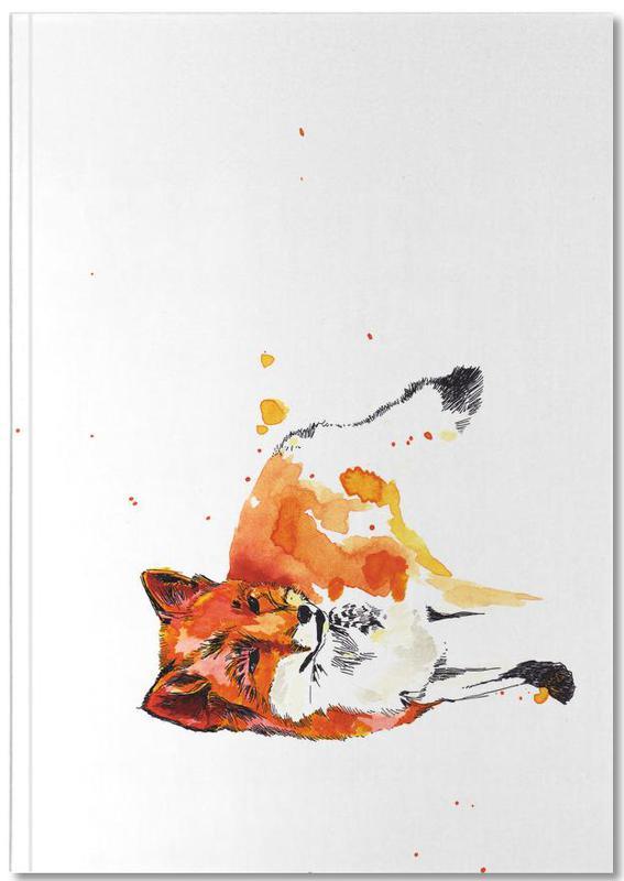 Katzen, Kinderzimmer & Kunst für Kinder, Luzius Famal Notebook