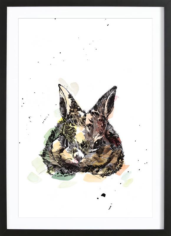 Hermine Framed Print