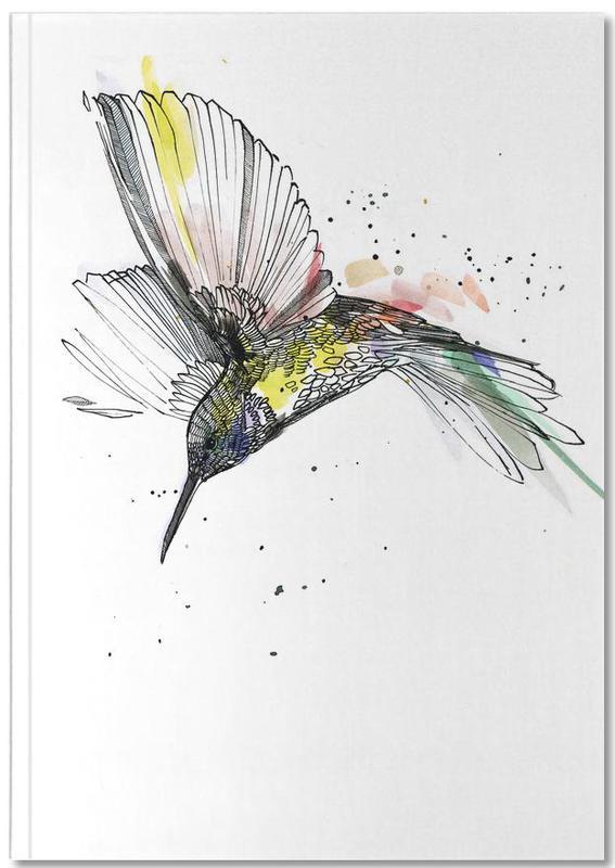 Kolibris, Kadifa Notebook