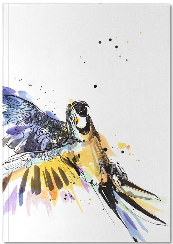 Papageien, Perreth Notebook