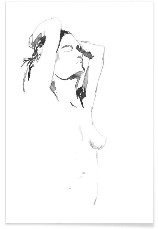 Body close-ups, Naakt, NUDE 4-2 poster