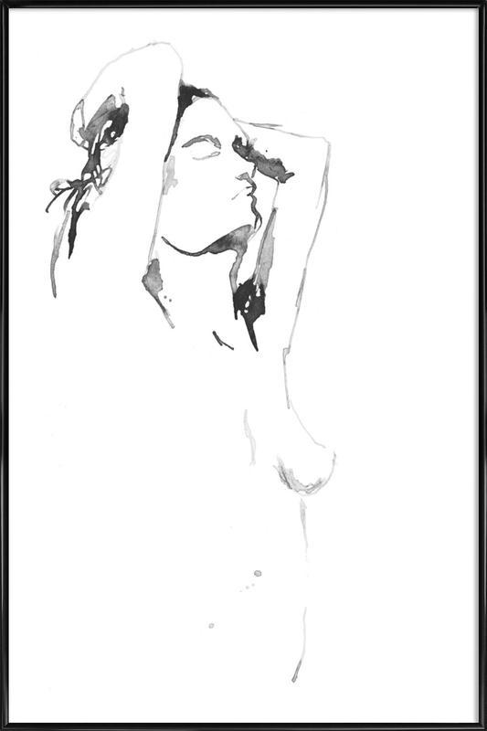 NUDE 4-2 Framed Poster
