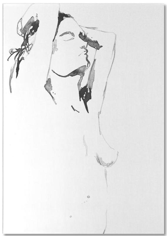 Body Close-Ups, Nude, NUDE 4-2 Notepad