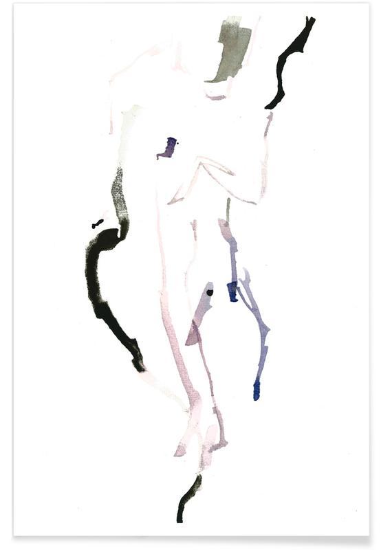 Body Close-Ups, Nude, NUDE 7 Poster