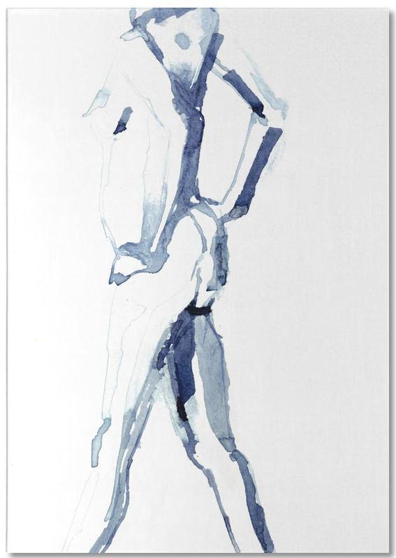 Body Close-Ups, Nude, NUDE 9 Notepad