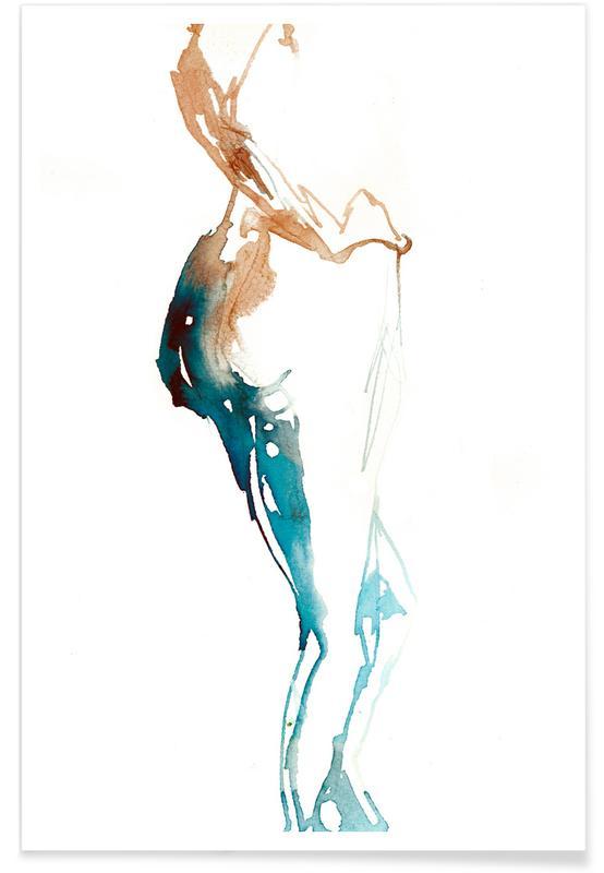 Body close-ups, Naakt, NUDE 10 poster