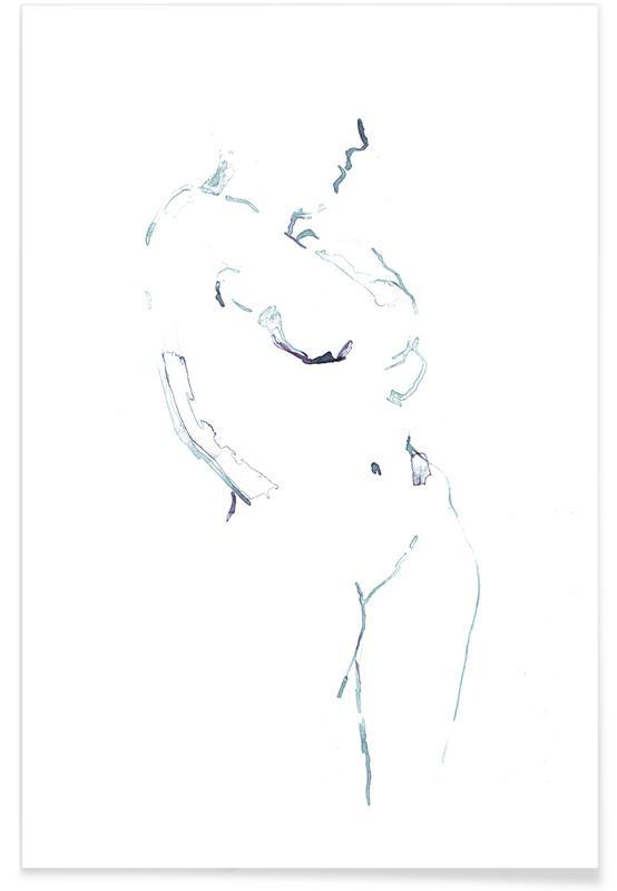 Body close-ups, Naakt, NUDE 11 poster