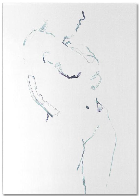 Body Close-Ups, Nude, NUDE 11 Notepad