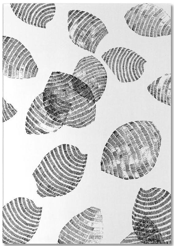 Schwarz & Weiß, Childhood Forest -Notizblock
