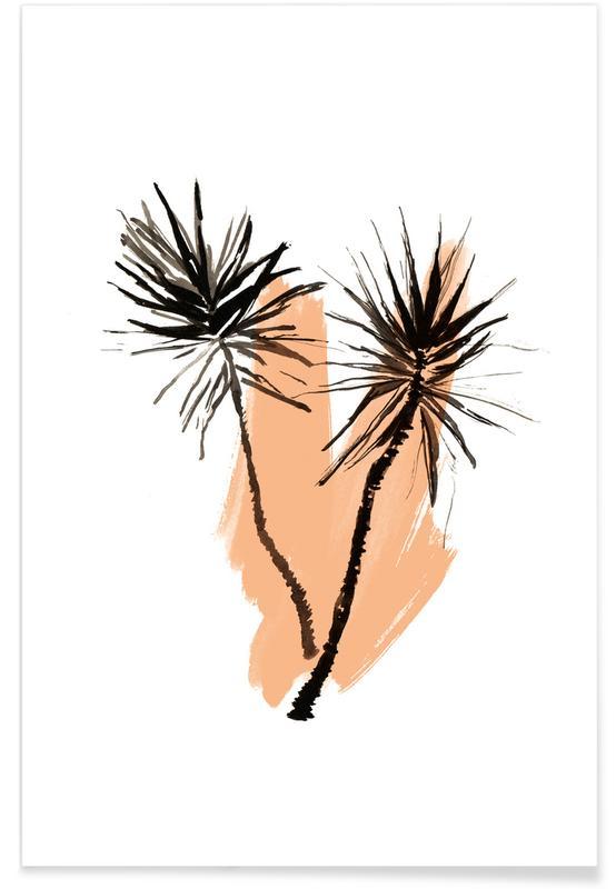 Plants & Colours 1 -Poster