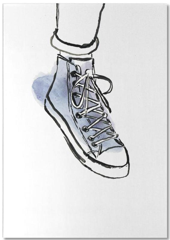 Shoe Notepad