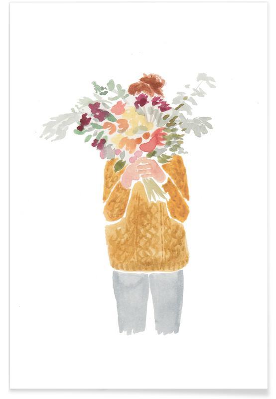 Flowergirl III Poster