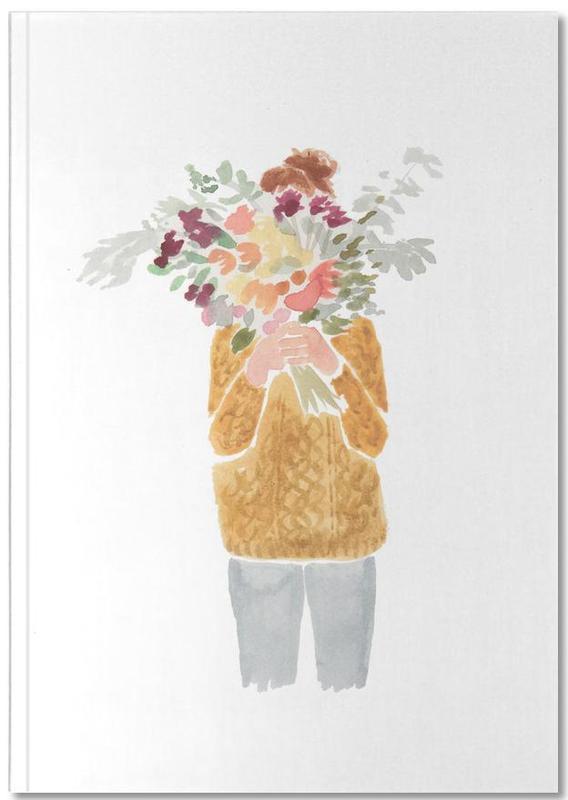 Excuses, Flowergirl III Notebook