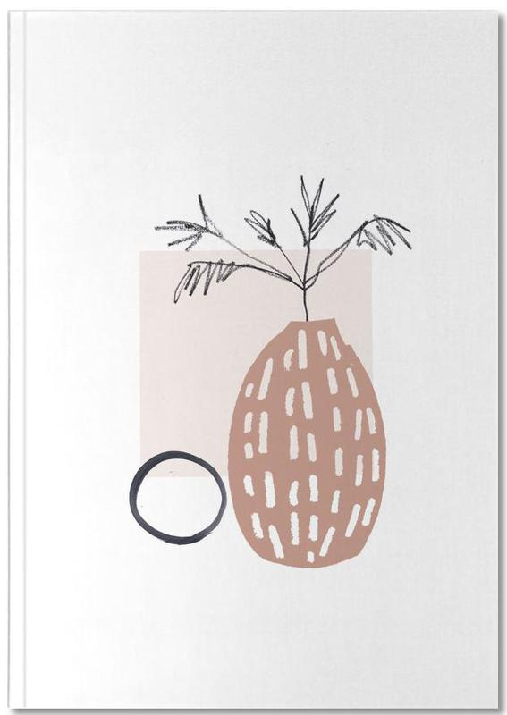 Plants in Vases 05 Notebook