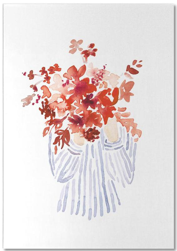 Détails corporels, Flowergirl 7 bloc-notes