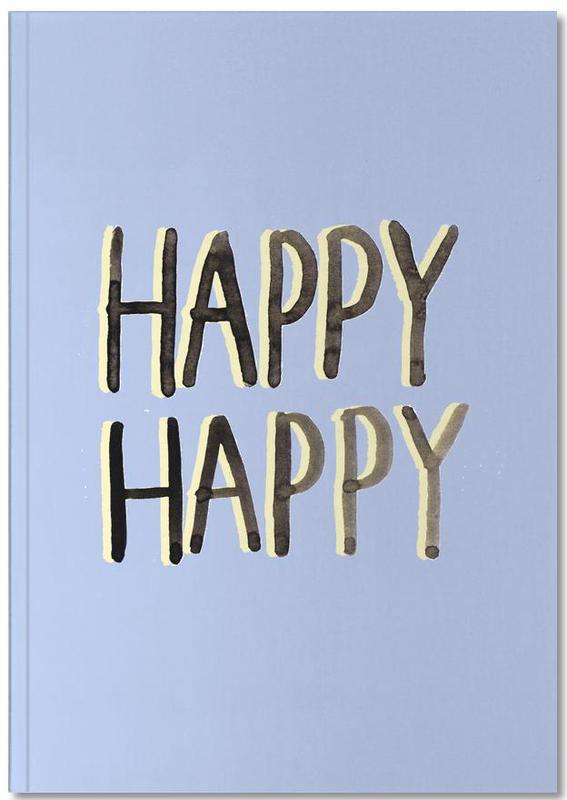 Happy Happy Notebook