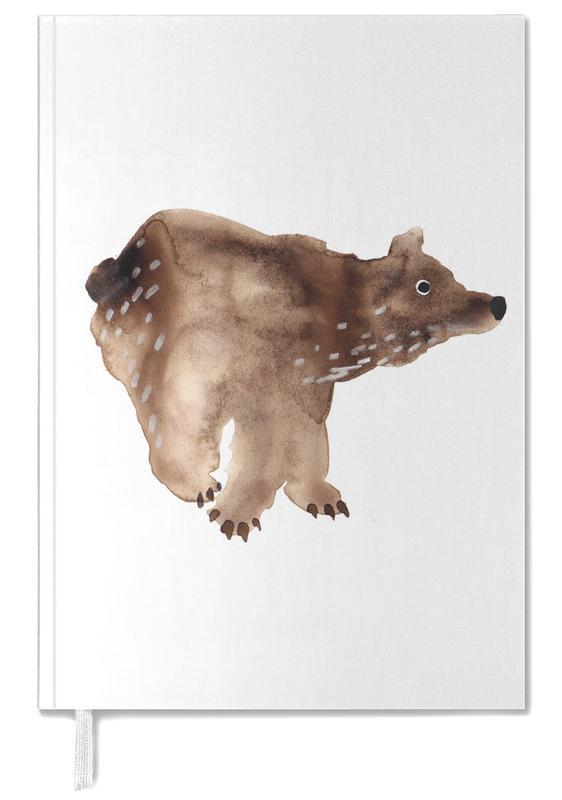 Ours, Art pour enfants, Bear agenda