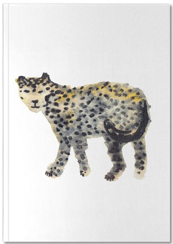Luipaarden, Kunst voor kinderen, Leopard I Notebook