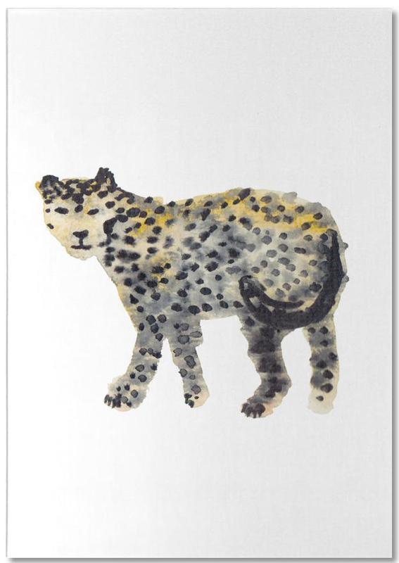 Leopard I -Notizblock